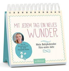 Babykalender fürs erste Jahr