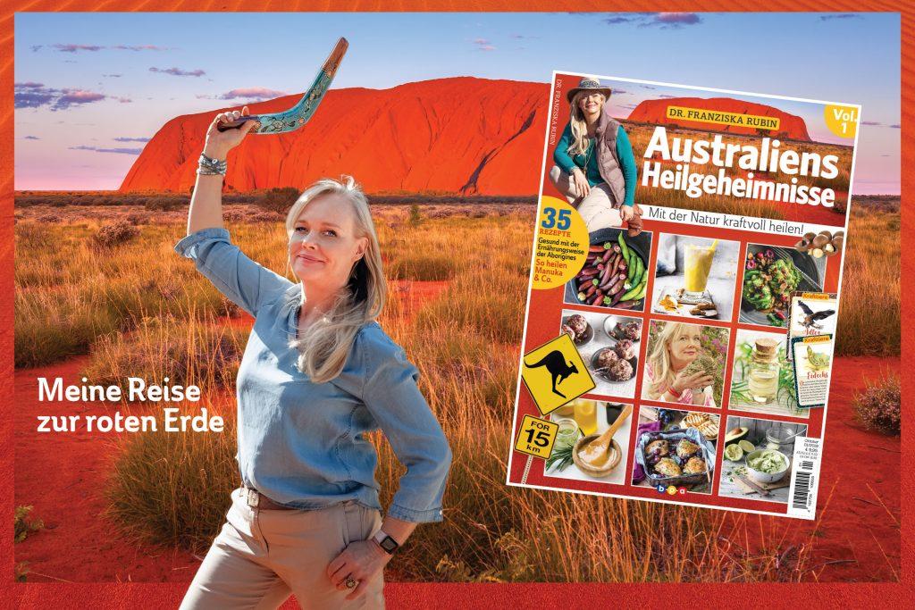 Australiens Heilgeheimisse