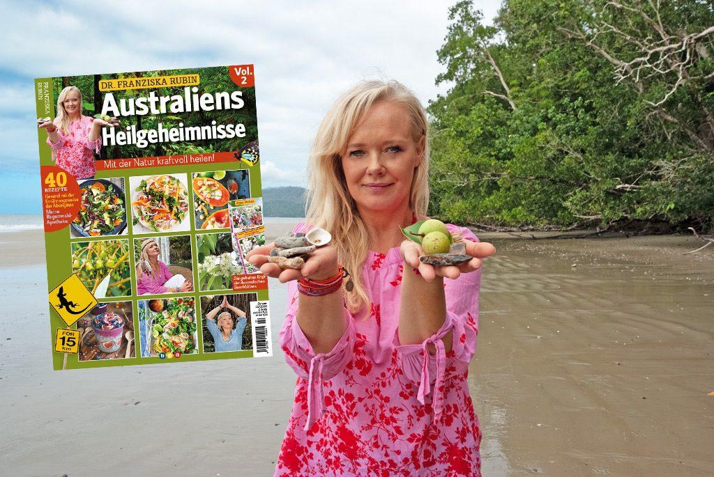 Franziska Rubin Australien